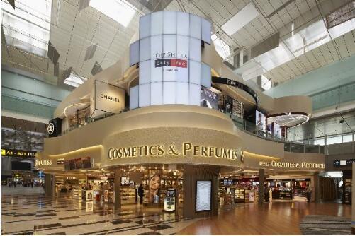新加坡新罗免税店全球独家首发SK